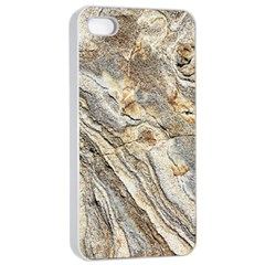 Background Structure Abstract Grain Marble Texture Apple Iphone 4/4s Seamless Case (white) by Nexatart