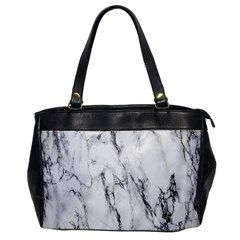 Marble Granite Pattern And Texture Office Handbags by Nexatart