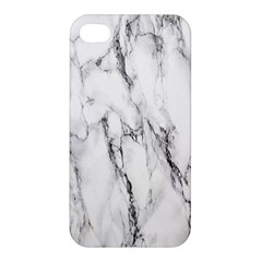 Marble Granite Pattern And Texture Apple Iphone 4/4s Hardshell Case by Nexatart