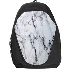 Marble Granite Pattern And Texture Backpack Bag by Nexatart