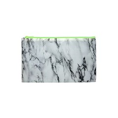 Marble Granite Pattern And Texture Cosmetic Bag (xs) by Nexatart