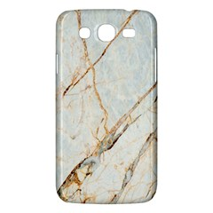Marble Texture White Pattern Surface Effect Samsung Galaxy Mega 5 8 I9152 Hardshell Case  by Nexatart