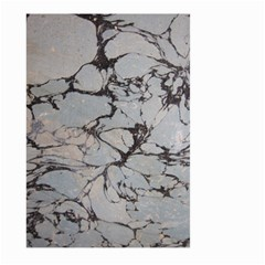 Slate Marble Texture Large Garden Flag (two Sides) by Nexatart