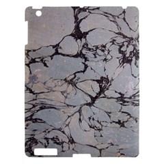 Slate Marble Texture Apple Ipad 3/4 Hardshell Case by Nexatart
