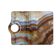 Wall Marble Pattern Texture Kindle Fire Hd (2013) Flip 360 Case by Nexatart