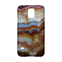 Wall Marble Pattern Texture Samsung Galaxy S5 Hardshell Case  by Nexatart