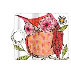 Summer Colourful Owl T Shirt Kindle Fire Hdx 8 9  Flip 360 Case by AmeeaDesign