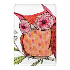 Summer Colourful Owl T Shirt Samsung Galaxy Tab Pro 12 2 Hardshell Case by AmeeaDesign