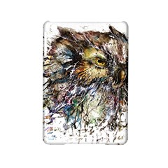 Angry And Colourful Owl T Shirt Ipad Mini 2 Hardshell Cases by AmeeaDesign