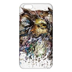 Angry And Colourful Owl T Shirt Iphone 6 Plus/6s Plus Tpu Case by AmeeaDesign