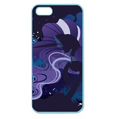 Nightmare Rarity Stream Wall  Apple Seamless Iphone 5 Case (color) by amphoto