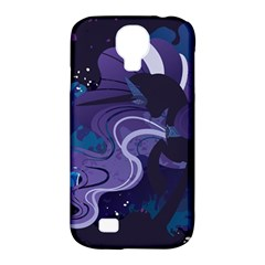 Nightmare Rarity Stream Wall  Samsung Galaxy S4 Classic Hardshell Case (pc+silicone) by amphoto