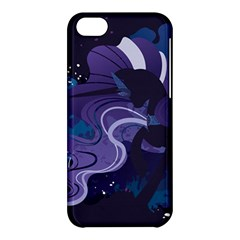 Nightmare Rarity Stream Wall  Apple Iphone 5c Hardshell Case by amphoto