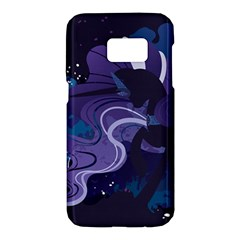 Nightmare Rarity Stream Wall  Samsung Galaxy S7 Hardshell Case  by amphoto
