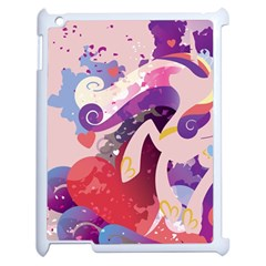 Cadance Stream Wall  Apple Ipad 2 Case (white) by amphoto