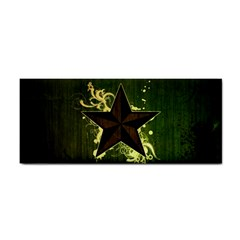 Star Dark Pattern  Cosmetic Storage Cases by amphoto
