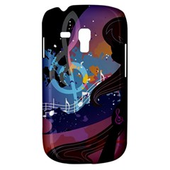 Black Octavia Stream Wall  Galaxy S3 Mini by amphoto