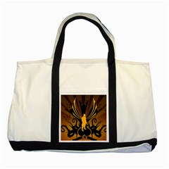 Soldiers Army Line  Two Tone Tote Bag by amphoto