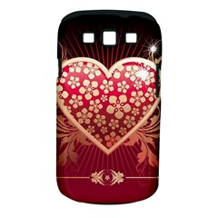 Heart Patterns Lines  Samsung Galaxy S Iii Classic Hardshell Case (pc+silicone) by amphoto