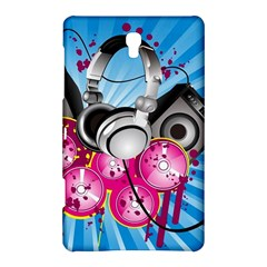 Speakers Headphones Colorful  Samsung Galaxy Tab S (8 4 ) Hardshell Case  by amphoto