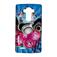 Speakers Headphones Colorful  Lg G4 Hardshell Case by amphoto