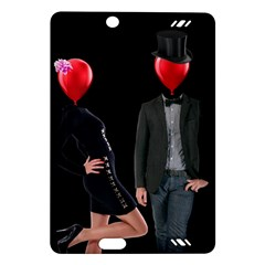 Love Amazon Kindle Fire Hd (2013) Hardshell Case by Valentinaart
