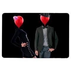 Love Ipad Air Flip by Valentinaart
