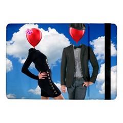 Love Samsung Galaxy Tab Pro 10 1  Flip Case by Valentinaart