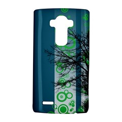Tree Circles Lines  Lg G4 Hardshell Case by amphoto