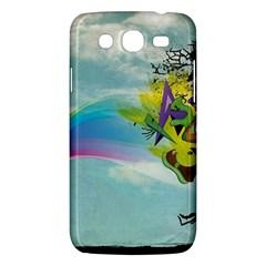 Man Crazy Surreal  Samsung Galaxy Mega 5 8 I9152 Hardshell Case  by amphoto