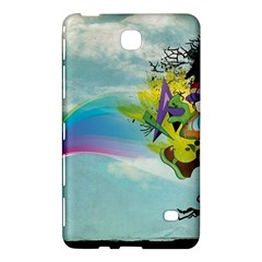 Man Crazy Surreal  Samsung Galaxy Tab 4 (8 ) Hardshell Case  by amphoto