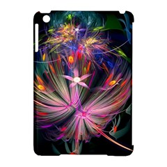 Patterns Lines Bright  Apple Ipad Mini Hardshell Case (compatible With Smart Cover) by amphoto
