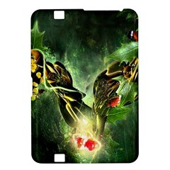 Leaves Explosion Line  Kindle Fire Hd 8 9  by amphoto