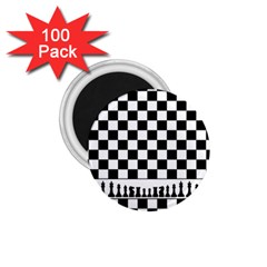 Chess  1 75  Magnets (100 Pack)  by Valentinaart