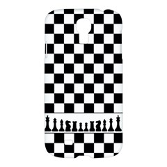 Chess  Samsung Galaxy S4 I9500/i9505 Hardshell Case by Valentinaart