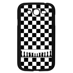 Chess  Samsung Galaxy Grand Duos I9082 Case (black) by Valentinaart