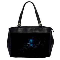 Dark Light Ball  Office Handbags