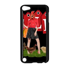 Sale Apple Ipod Touch 5 Case (black) by Valentinaart