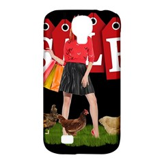 Sale Samsung Galaxy S4 Classic Hardshell Case (pc+silicone) by Valentinaart