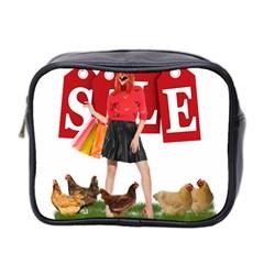 Sale Mini Toiletries Bag 2 Side by Valentinaart
