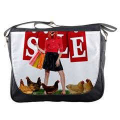 Sale Messenger Bags by Valentinaart