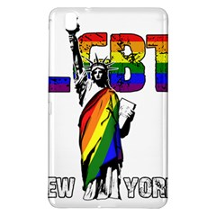 Lgbt New York Samsung Galaxy Tab Pro 8 4 Hardshell Case by Valentinaart