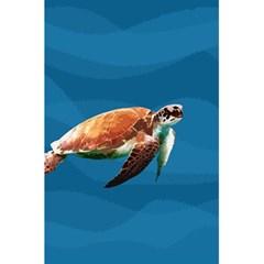 Sea Turtle 5 5  X 8 5  Notebooks by Valentinaart