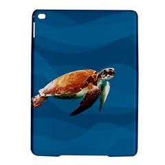 Sea Turtle Ipad Air 2 Hardshell Cases by Valentinaart