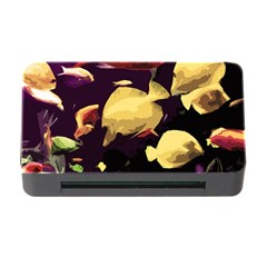Tropical Fish Memory Card Reader With Cf by Valentinaart
