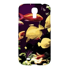 Tropical Fish Samsung Galaxy S4 I9500/i9505 Hardshell Case by Valentinaart