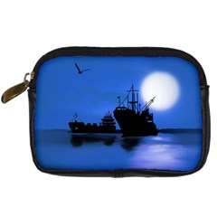 Open Sea Digital Camera Cases by Valentinaart