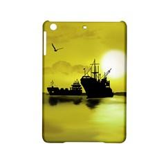 Open Sea Ipad Mini 2 Hardshell Cases by Valentinaart