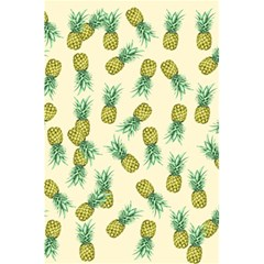 Pineapples Pattern 5 5  X 8 5  Notebooks by Valentinaart