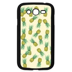 Pineapples Pattern Samsung Galaxy Grand Duos I9082 Case (black) by Valentinaart